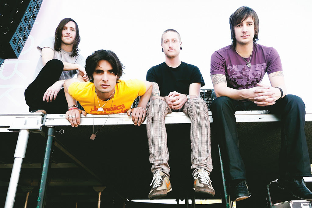 The All-American Rejects Poster