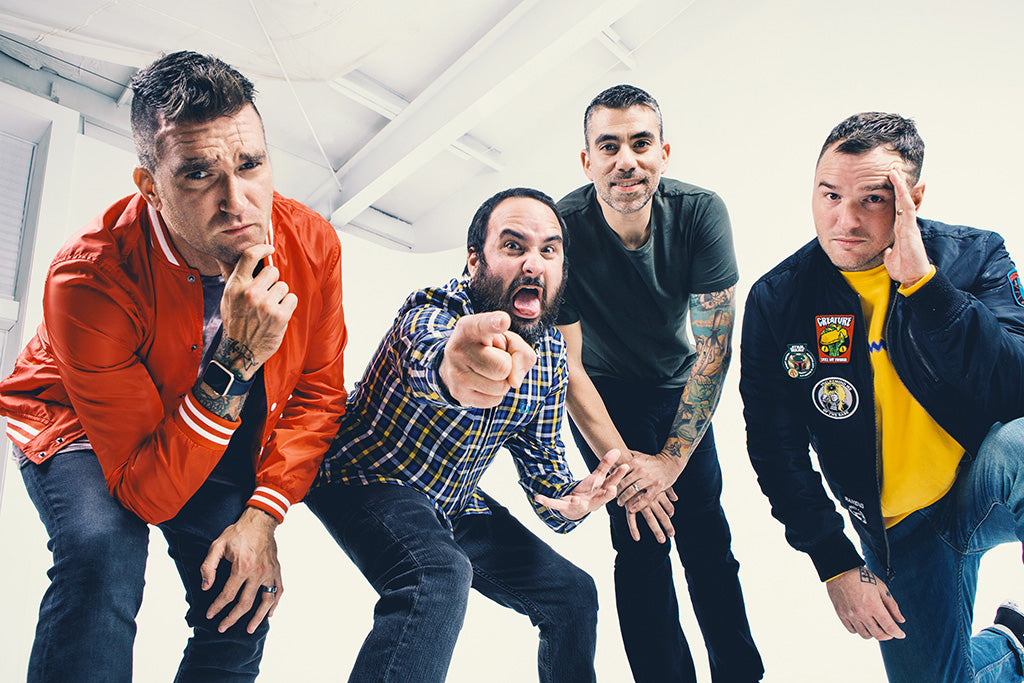 New Found Glory Pop Punk Band Poster