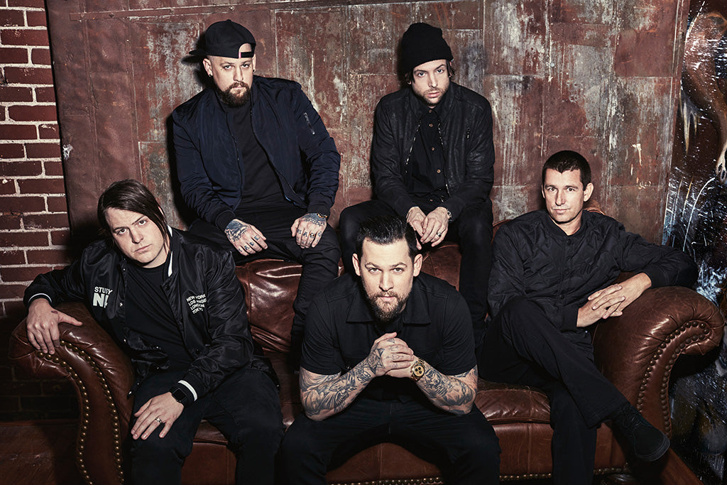 Good Charlotte Pop Punk Poster