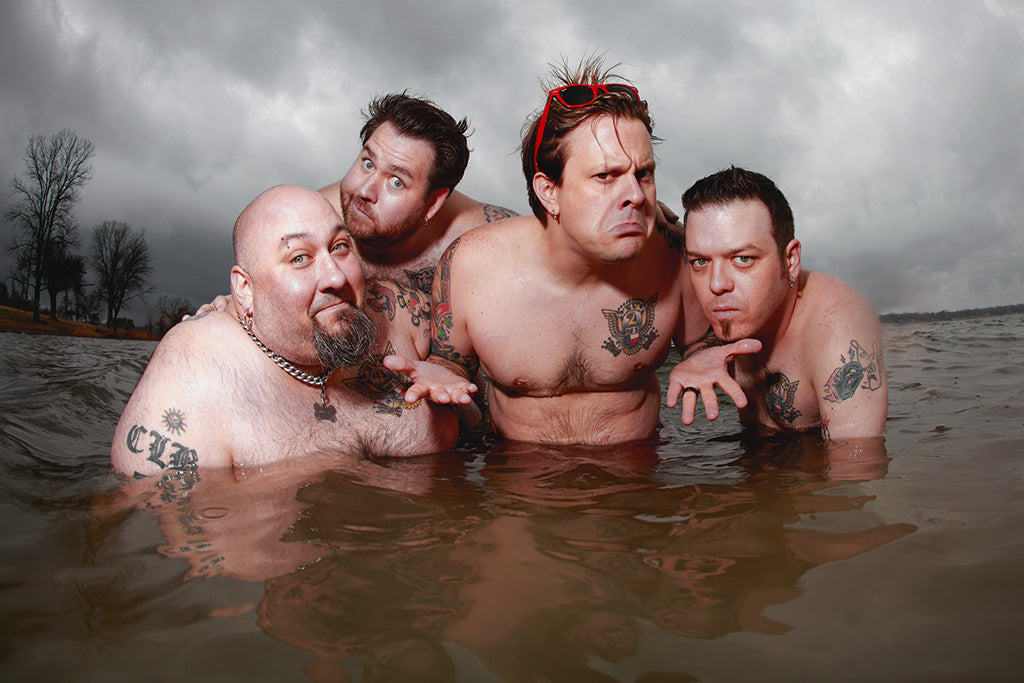 Bowling for Soup Poster