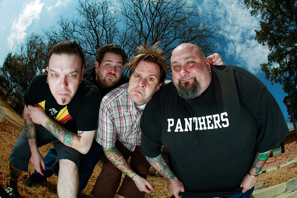 Bowling for Soup Pop Punk Poster