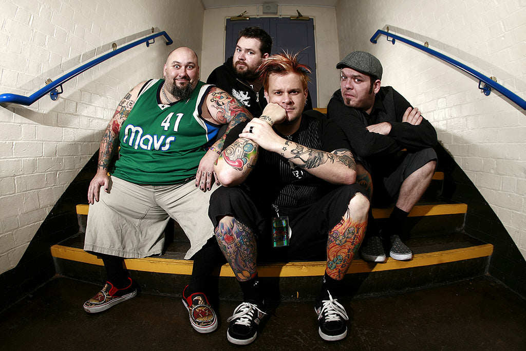 Bowling for Soup Pop Punk Band Poster