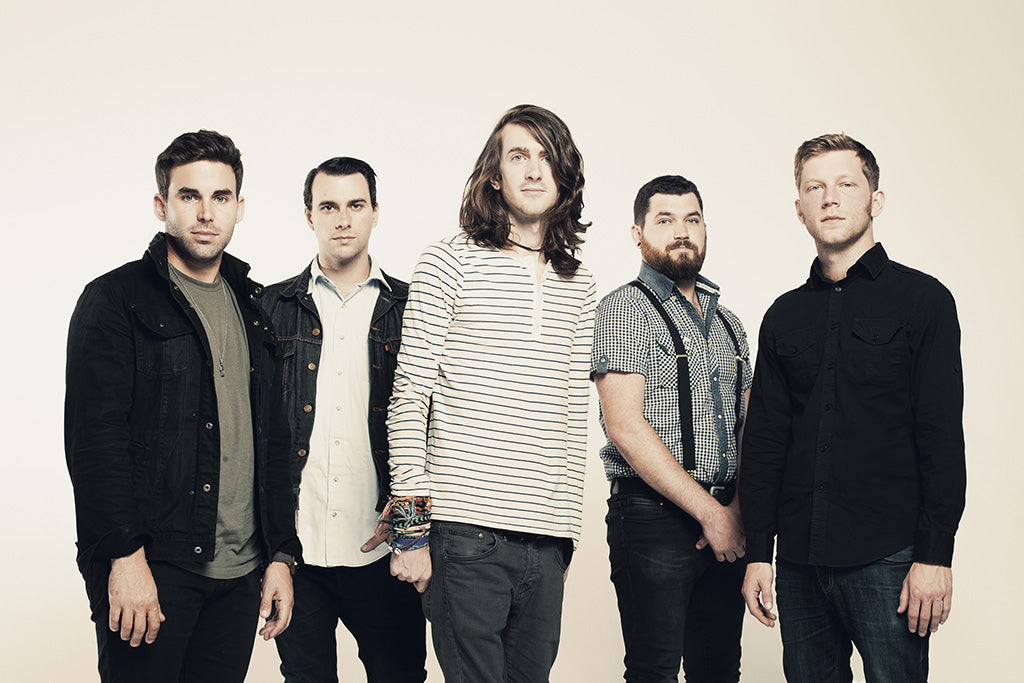 Mayday Parade Pop Punk Band Poster