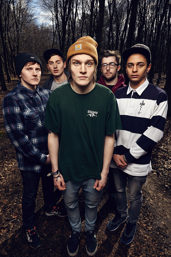 Neck Deep Pop Punk Poster