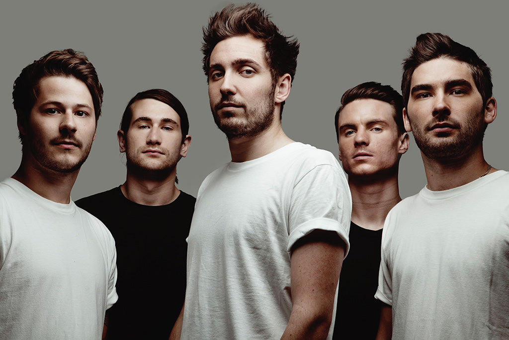 You Me At Six Pop Punk Poster