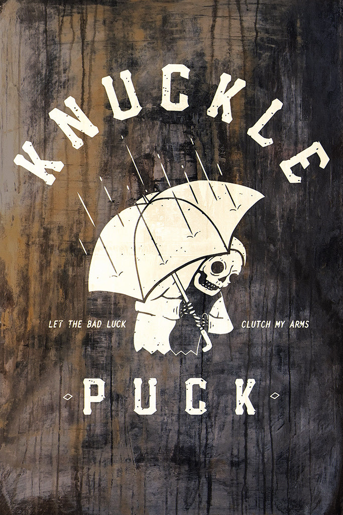 Knuckle Puck Pop Punk Band Poster