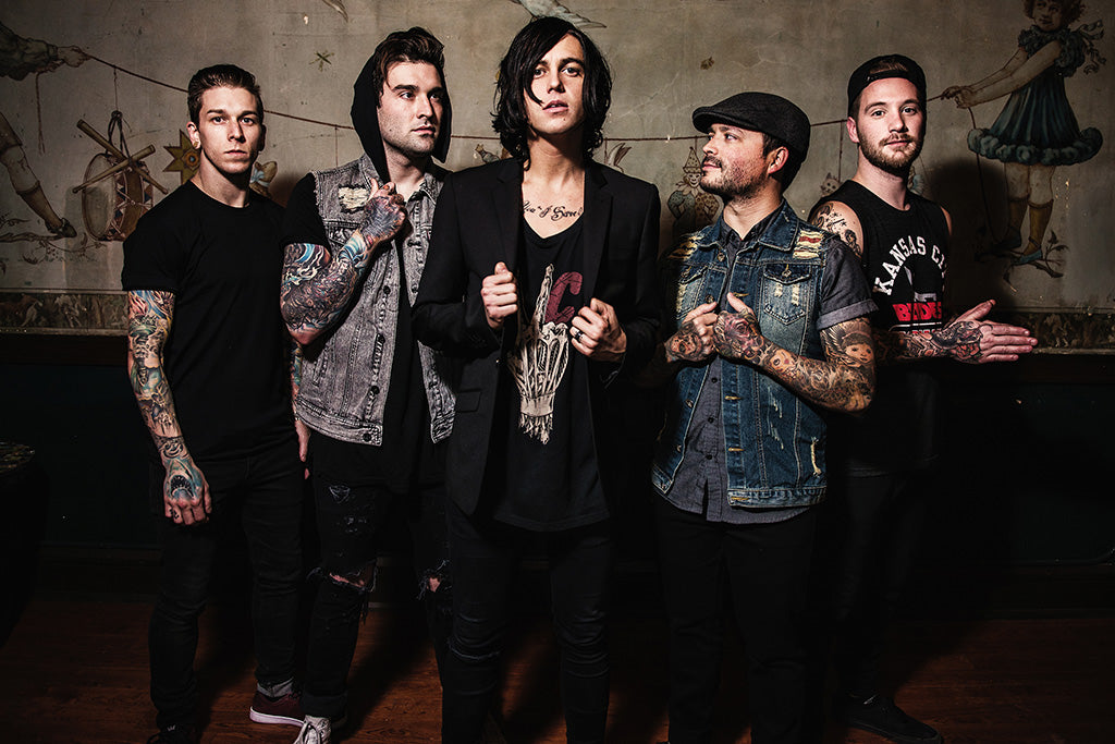 Sleeping with Sirens Pop Punk Poster