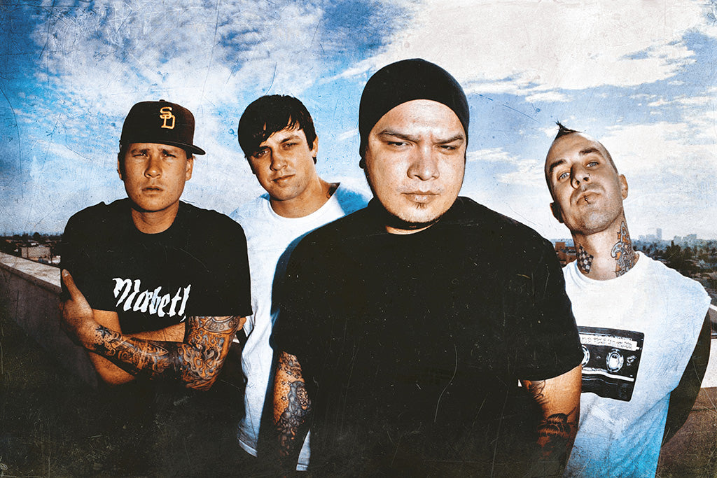 Box Car Racer Pop Punk Poster