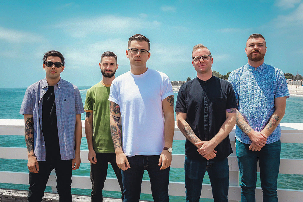 Seaway Pop Punk Band Poster