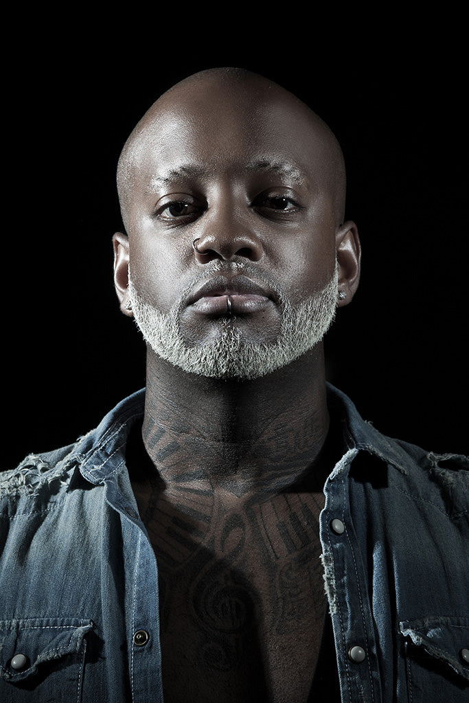 Willy William Portrait Poster