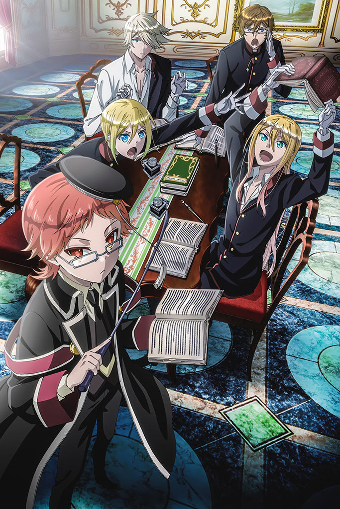 The Royal Tutor Anime Poster