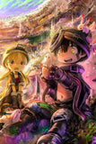 Made in Abyss Anime Poster