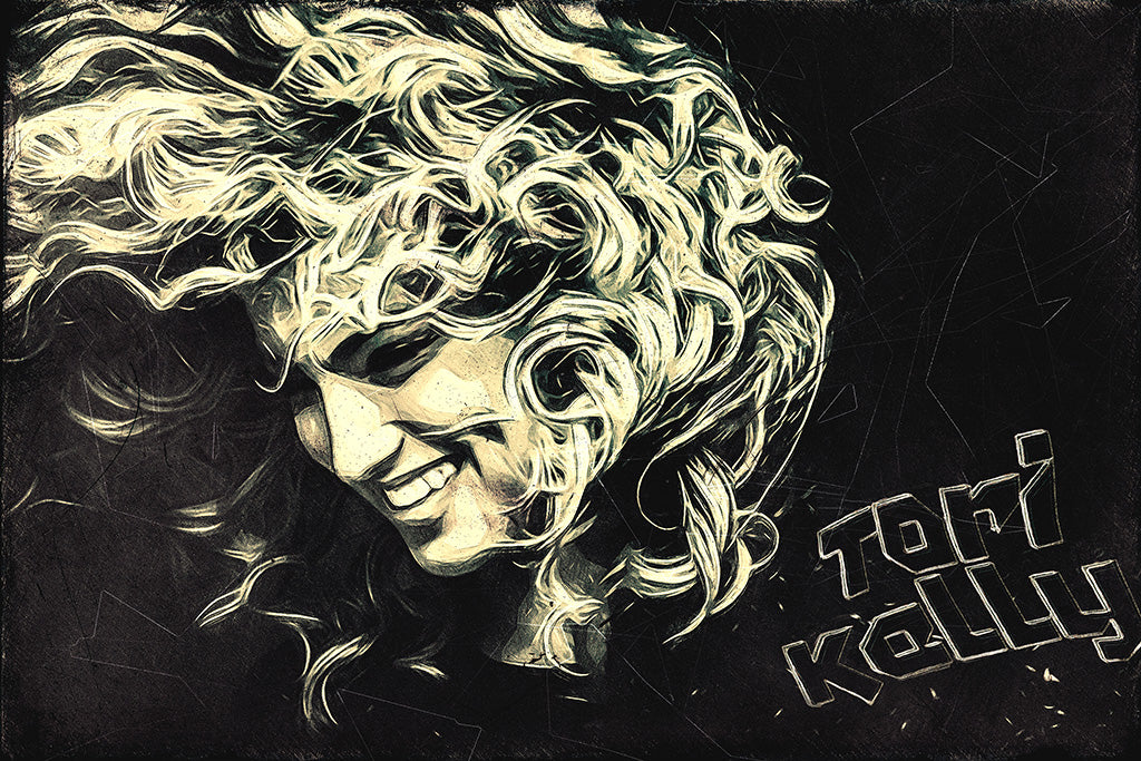 Tori Kelly Art Poster