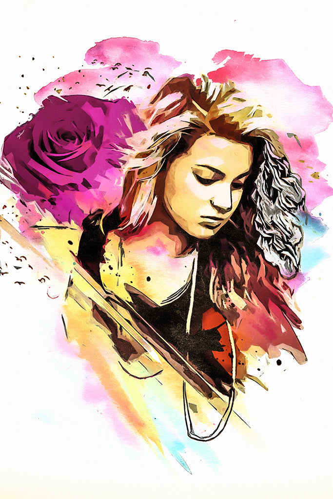 Tori Kelly Fan Art Poster