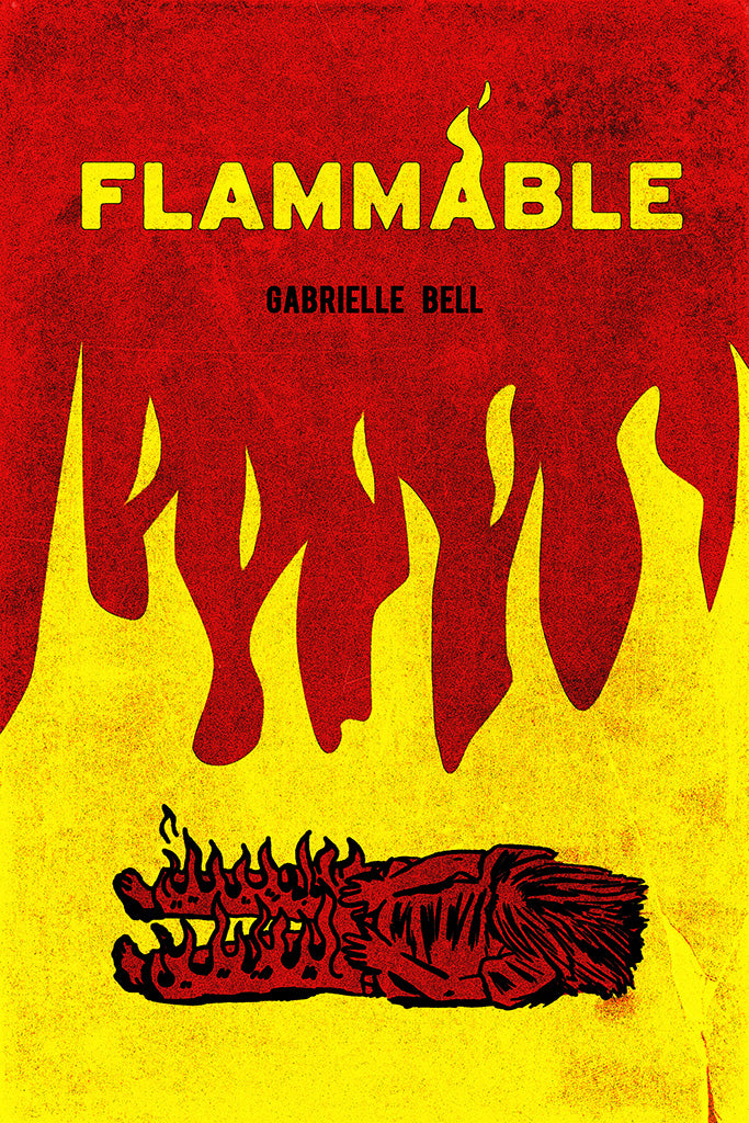 Everything Is Flammable Poster