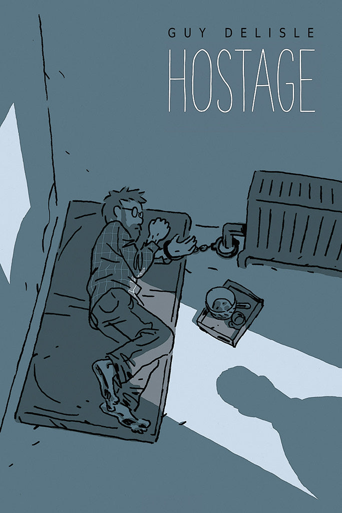 Hostage Comics Poster