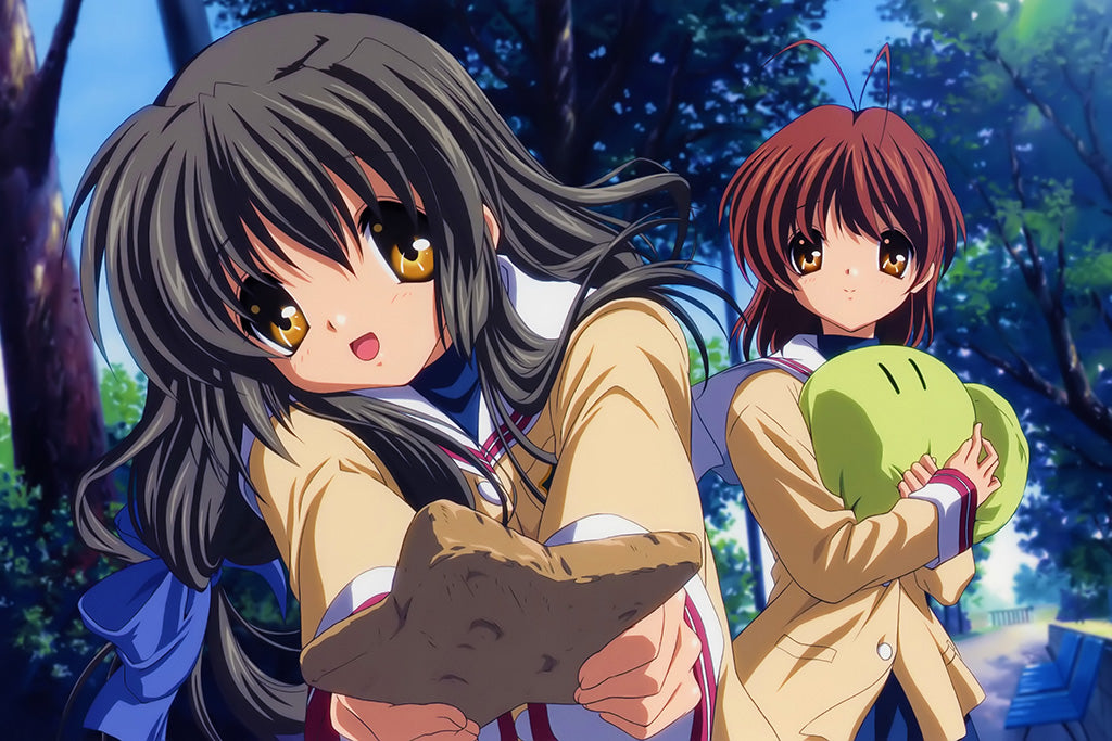 Clannad After Story Anime Poster