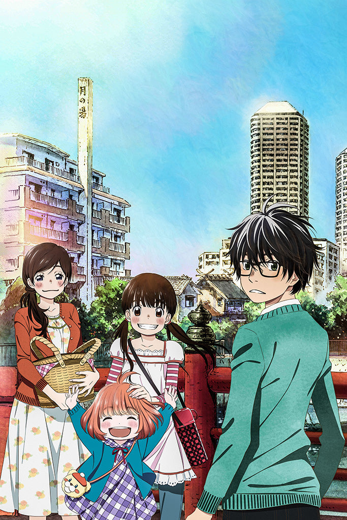 3-gatsu no Lion 2nd Season Poster