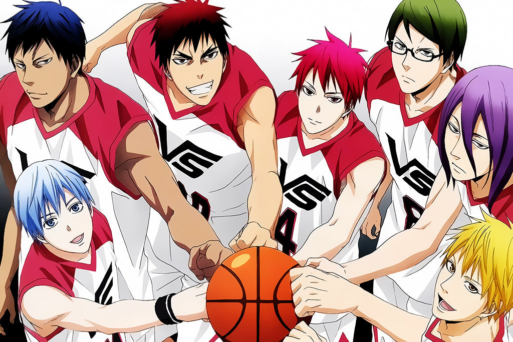 Kuroko No Basket Movie 4 Last Game Sub Indo