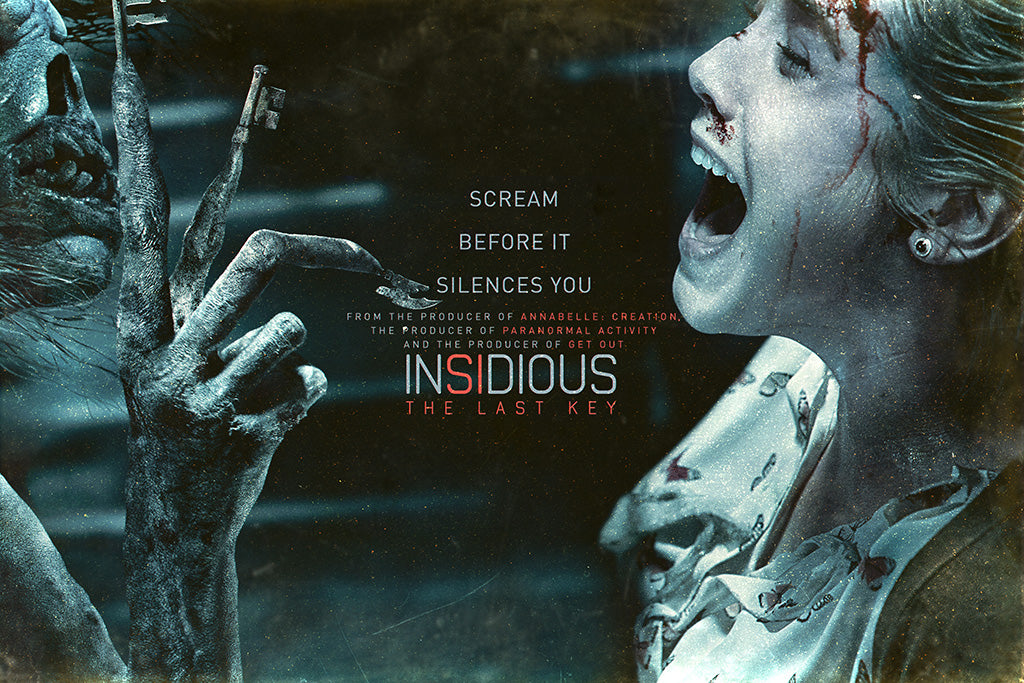 Insidious The Last Key Film Poster