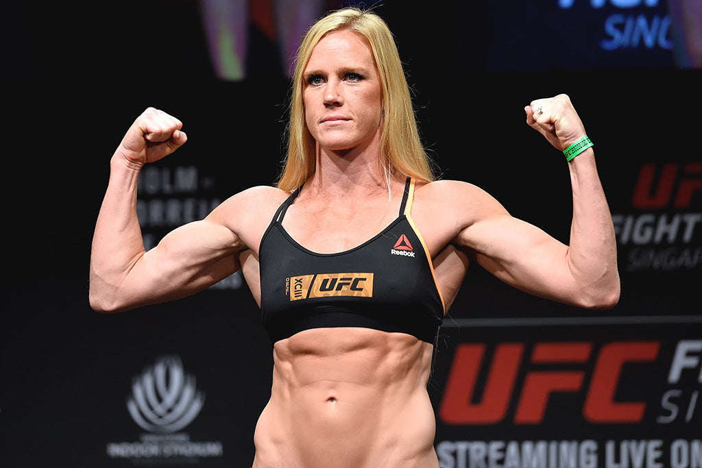 Holly Holm MMA Poster