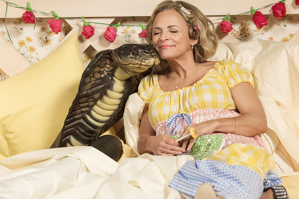 At Home With Amy Sedaris TV Series Poster
