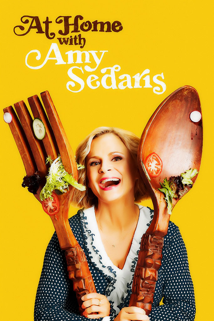 At Home With Amy Sedaris TV Show Poster