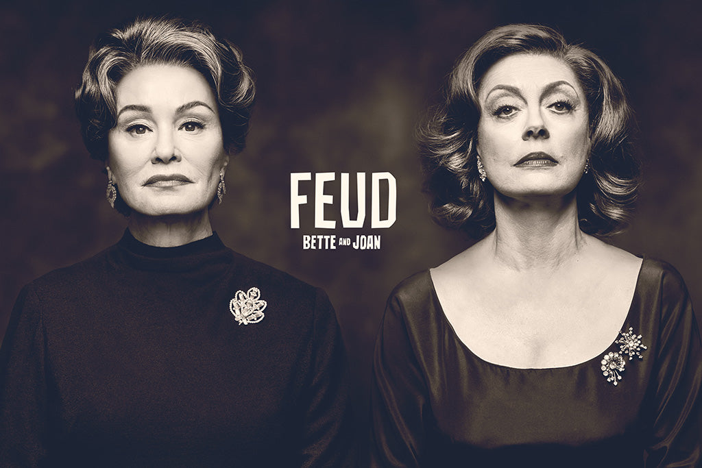 Feud Bette and Joan TV Show Poster
