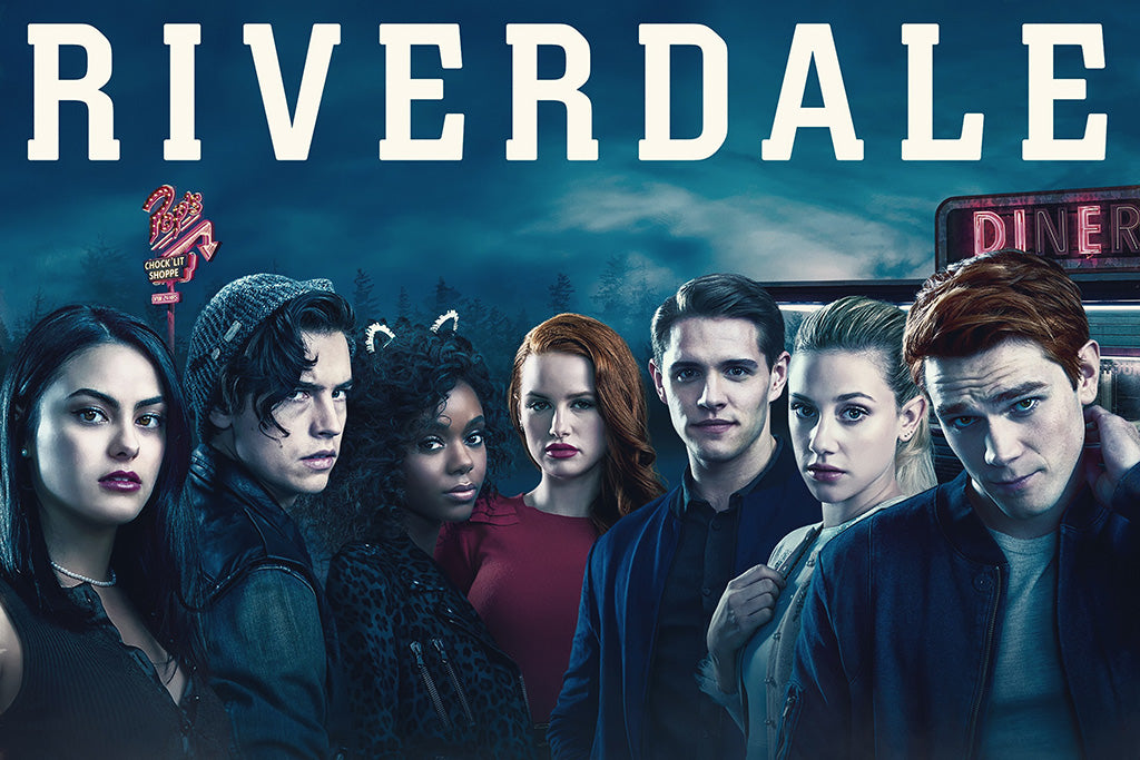 Riverdale Tv Series Poster My Hot Posters