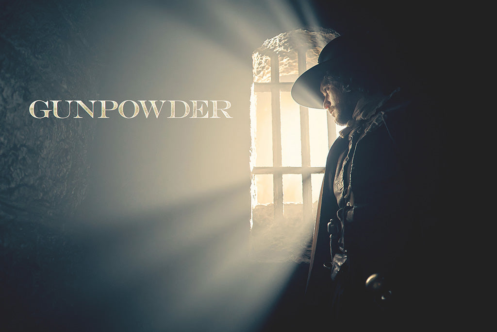 Gunpowder TV Show Poster