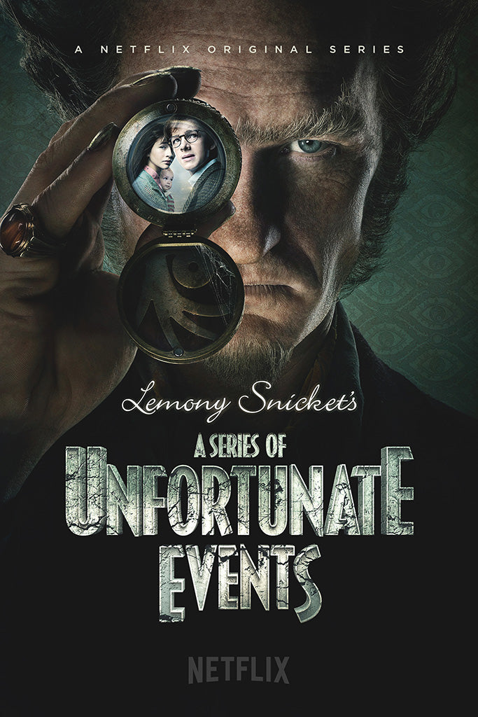 A Series of Unfortunate Events TV Series Poster