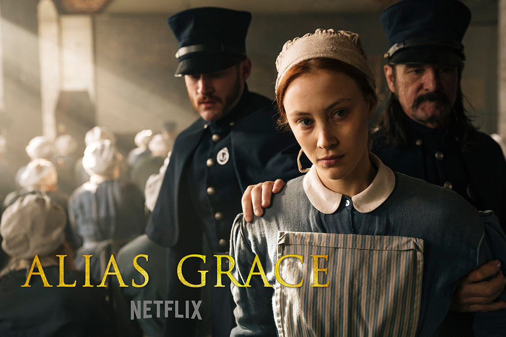 Alias Grace TV Series Poster