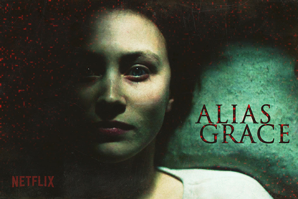 Alias Grace TV Show Poster