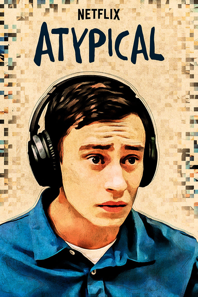 Atypical TV Show Poster