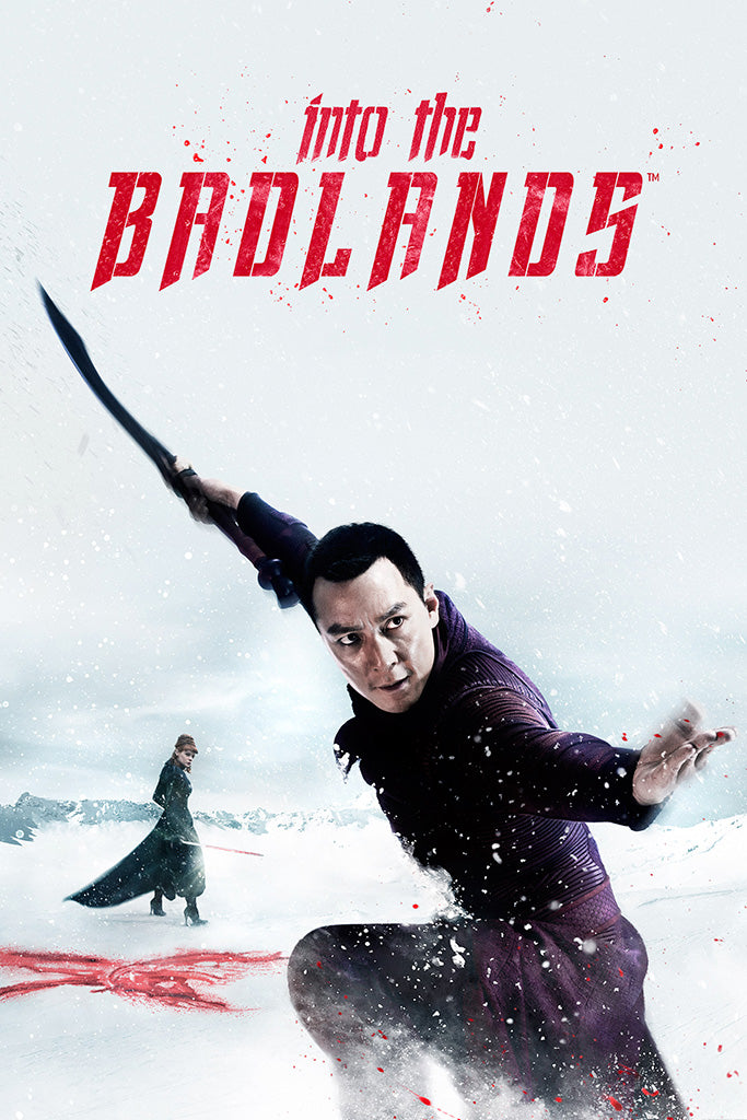 Into the Badlands TV Series Poster