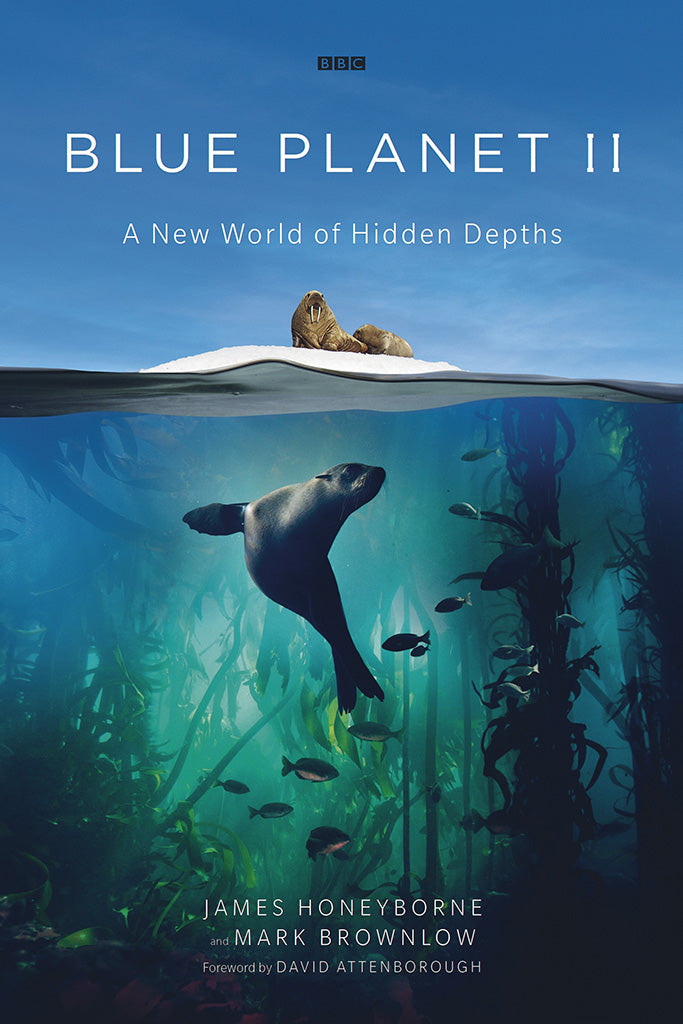Blue Planet II TV Series Poster