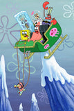 SpongeBob SquarePants (3/5) Animated Series Poster