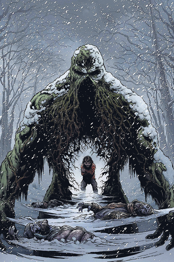 Swamp Thing Winter Special Comics Poster