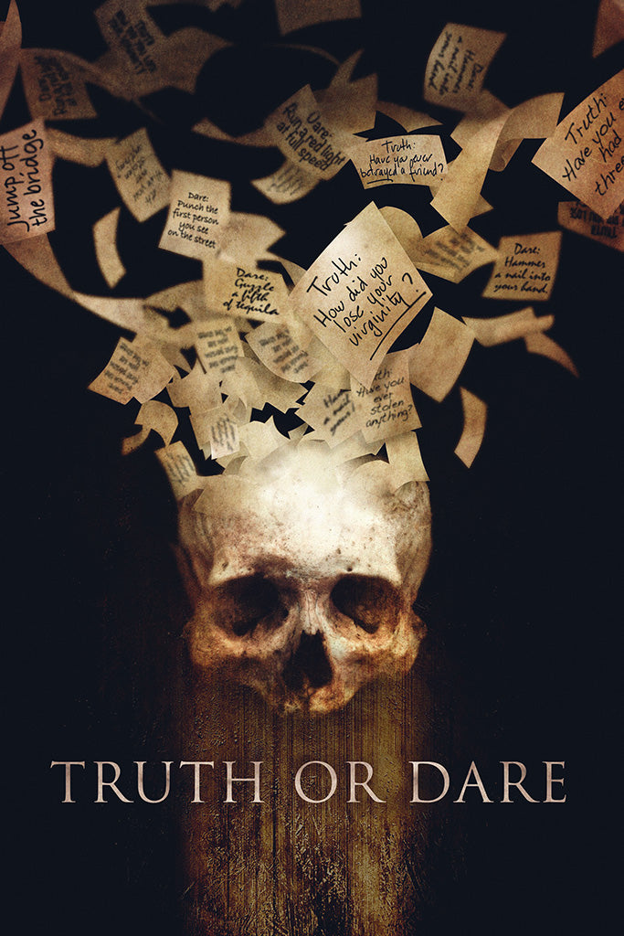 Blumhouse's Truth Or Dare Movie Poster