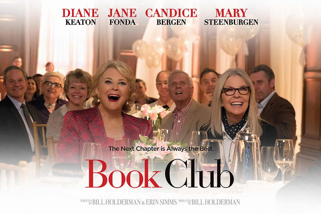 Book Club Movie Poster 2018