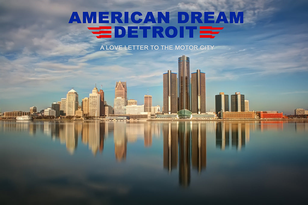 American Dream Detroit Movie Poster 2018