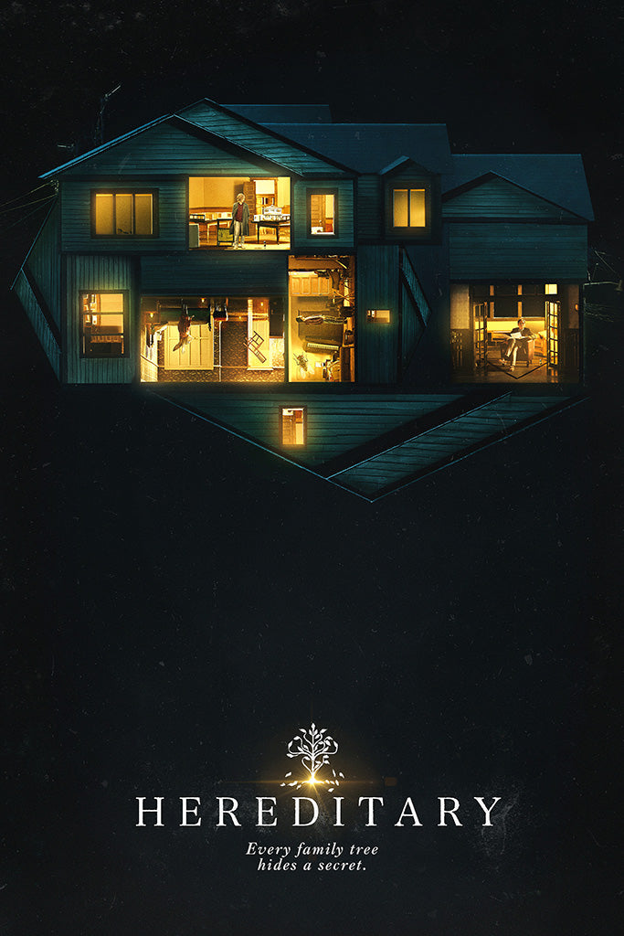 Hereditary Movie Poster June 2018