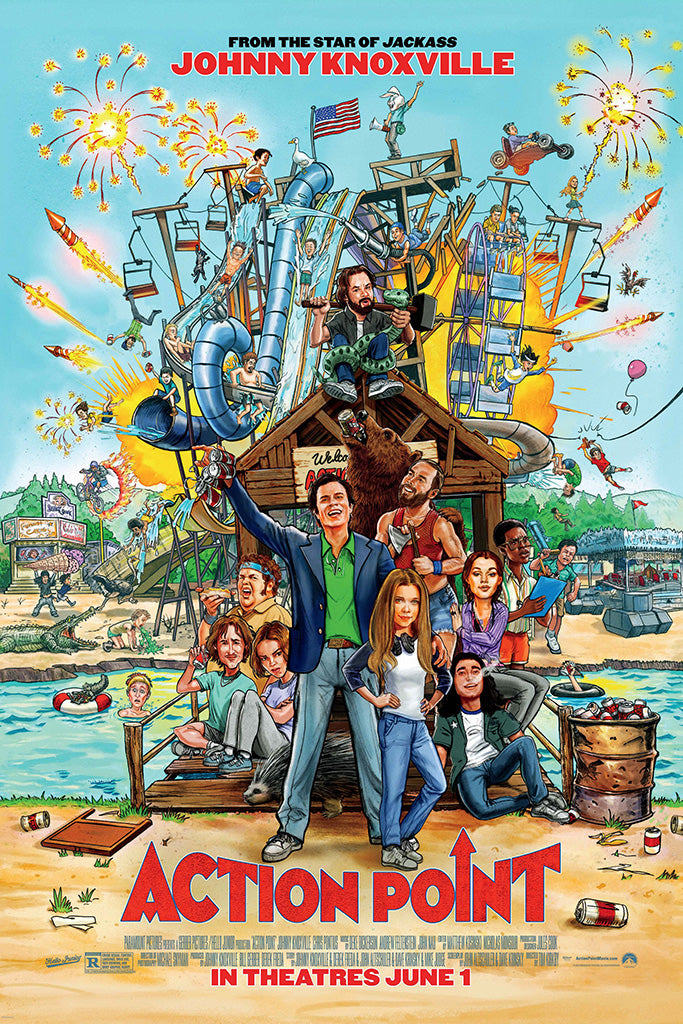 Action Point Movie Poster June 2018