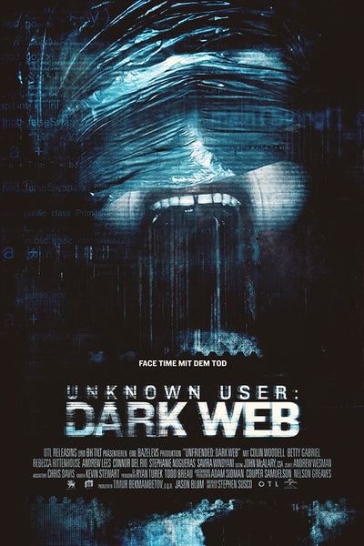 Sports Cars For Sale >> Unfriended Dark Web Film Poster – My Hot Posters