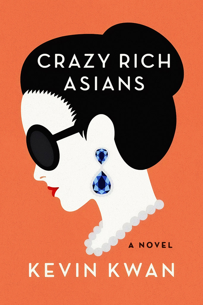 Crazy Rich Asians Movie Poster August 2018