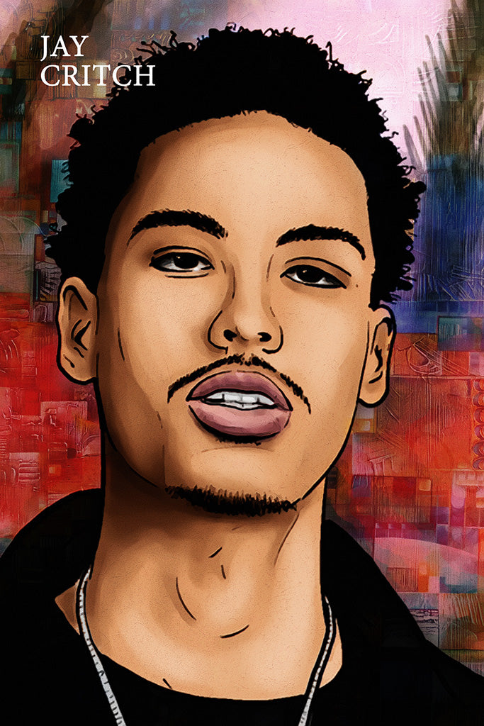 Jay Critch Rappers Poster