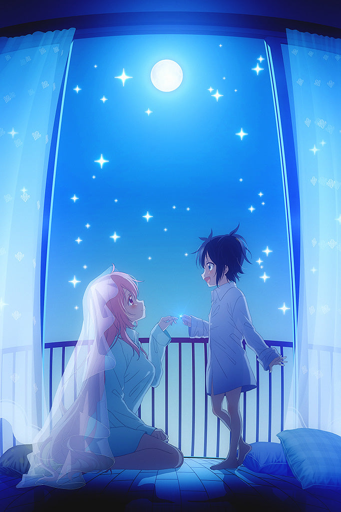 Happy Sugar Life Anime Poster