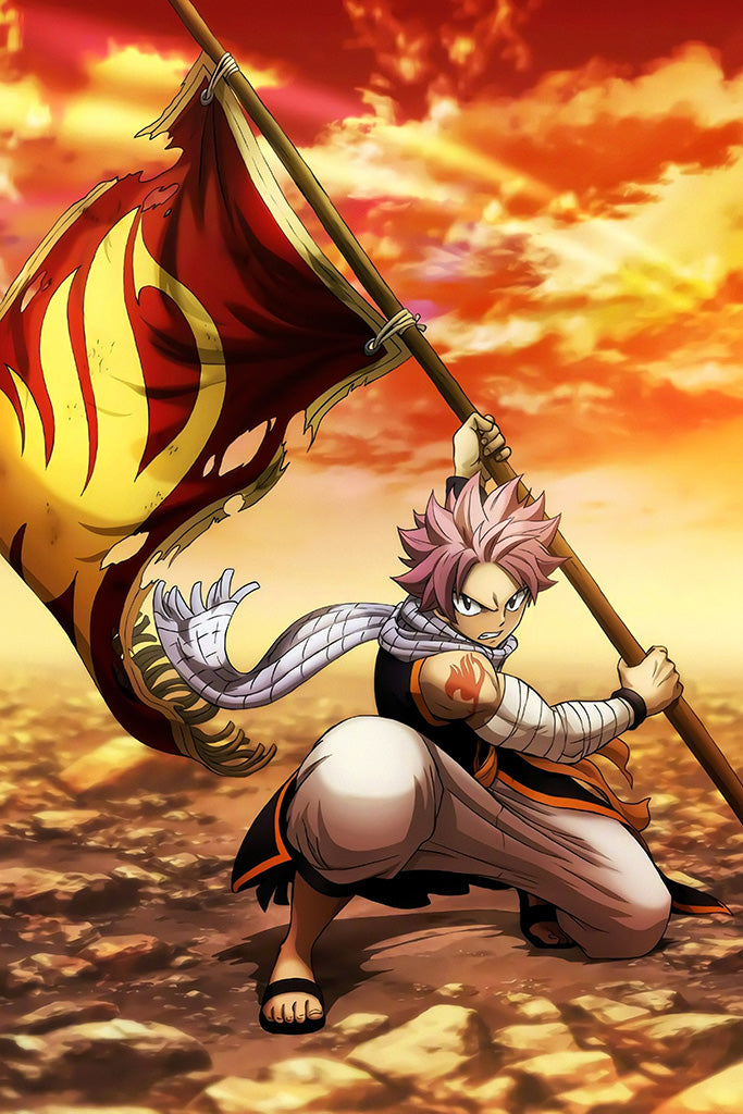 Fairy Tail Anime Poster