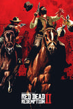 Red Dead Redemption 2 Video Game Poster