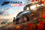 Forza Horizon 4 Video Game Poster